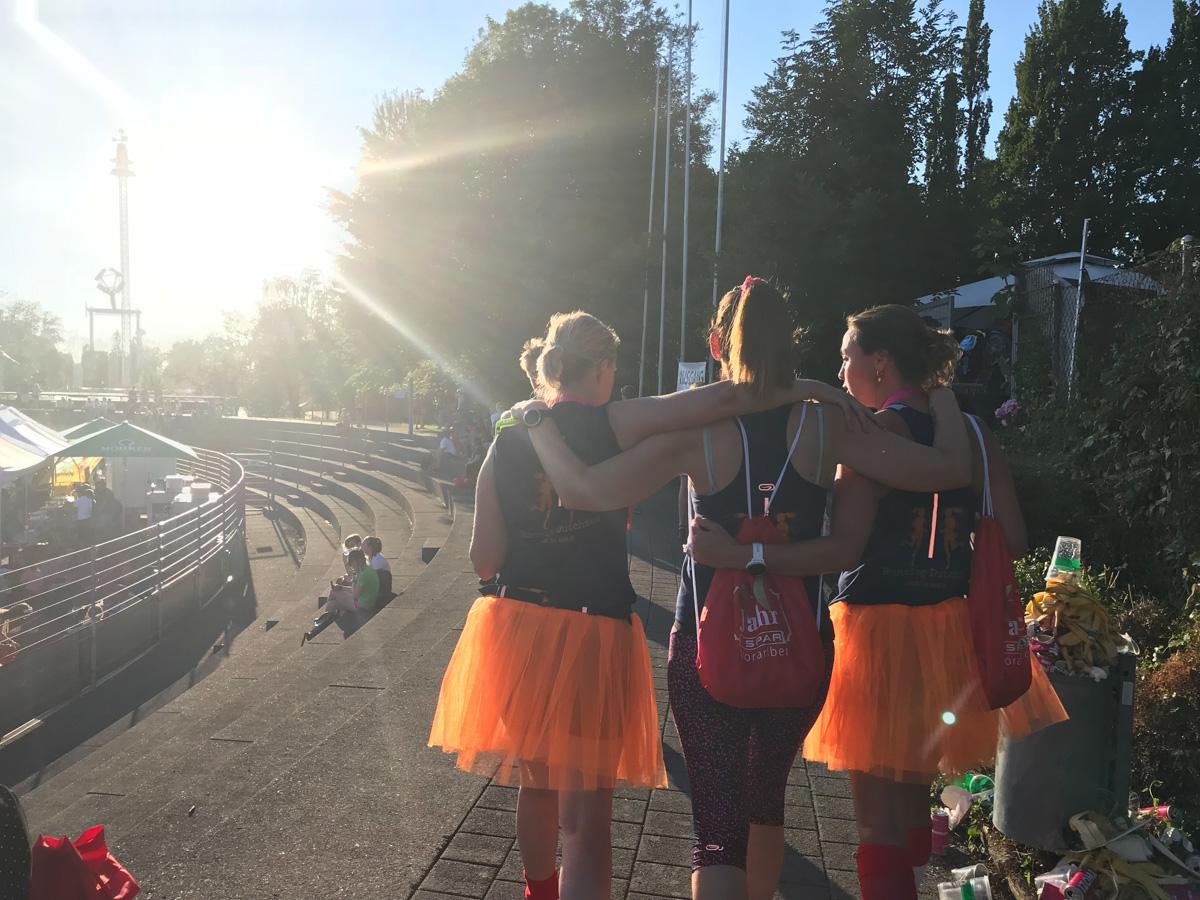 Bodensee Frauenlauf 2018 - The Running Dutchies were there!