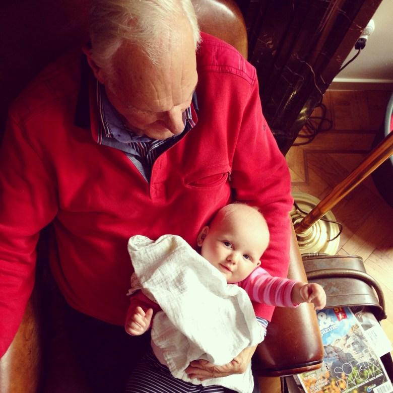 Oom Frans en Liza