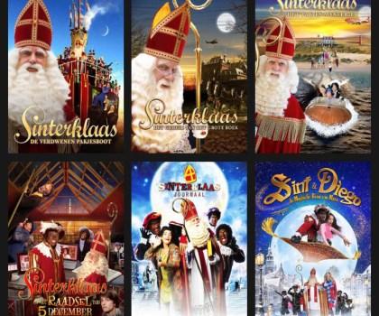 Sinterklaasfilms op Netflix