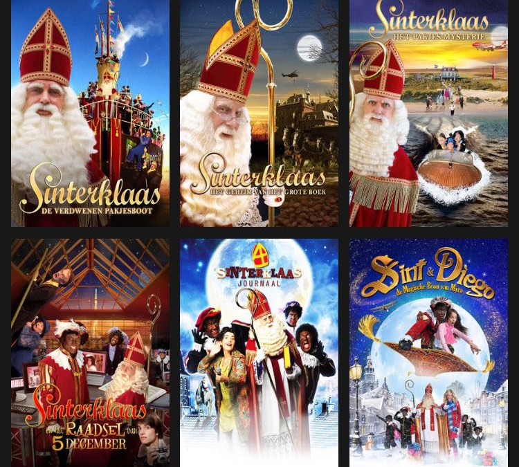 TIP| Sinterklaasfilms op Netflix