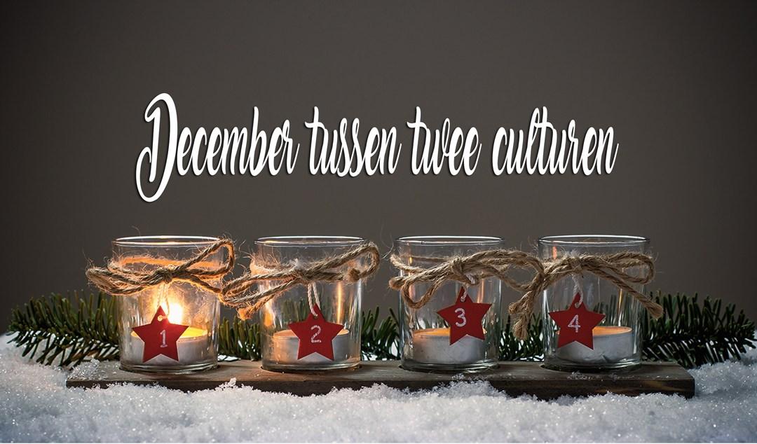 December tussen twee culturen