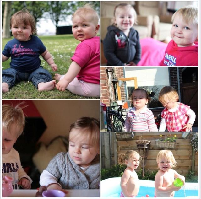 Vorige week zaterdag was Eva's beste vriendin Sylke jarig. Ze werd vier! Eva was er zo ontzettend trots op dat haar vriendin gewoon al vier jaar geworden was!