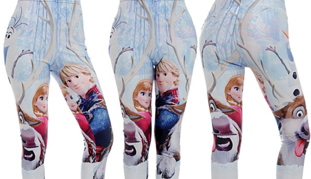 frozen-legging