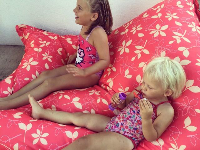 Mijn bruine meiden
