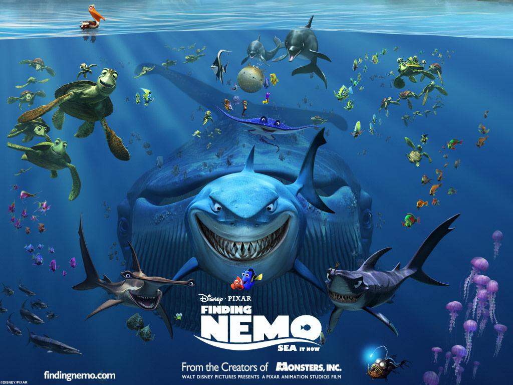 finding nemo netflix