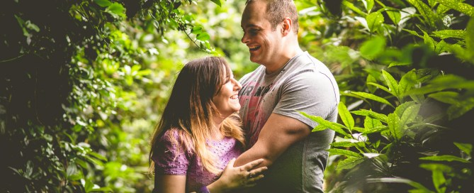 Engagement Session at Hyland House Park Essex