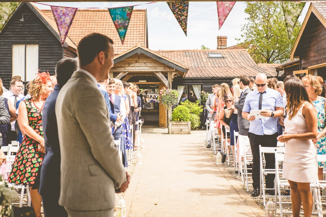 Wedding at Maidens Barn Chelmsford Essex