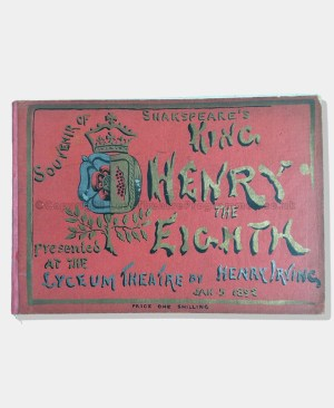 1892 LYCEUM Henry the Eighth 31281890 (1)