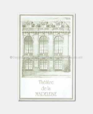 1978 Théâtre de la Madeleine
