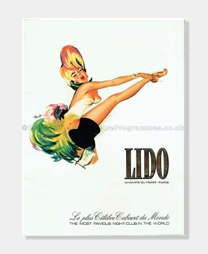 1981 Lido, Paris, Cocorico