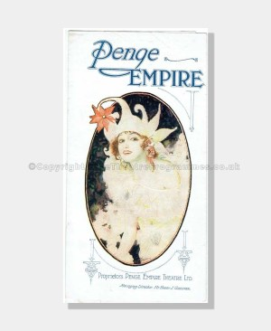 1925 RUMOURS OF 1925 Penge Empire