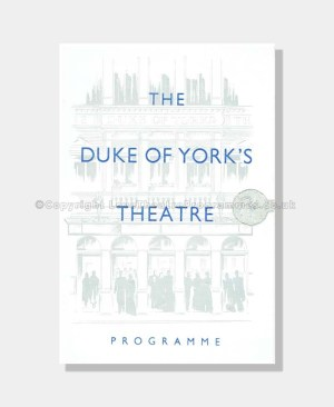 1952 THE HAPPY MARRIAGE Duke of York's Theatre