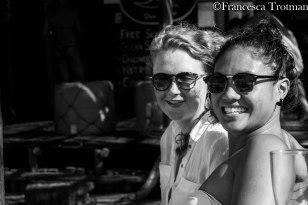 Chloe and Monica