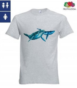 Whale Tshirt