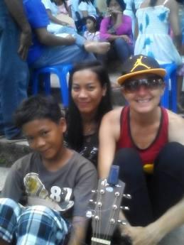 Beautiful Bandojo family.