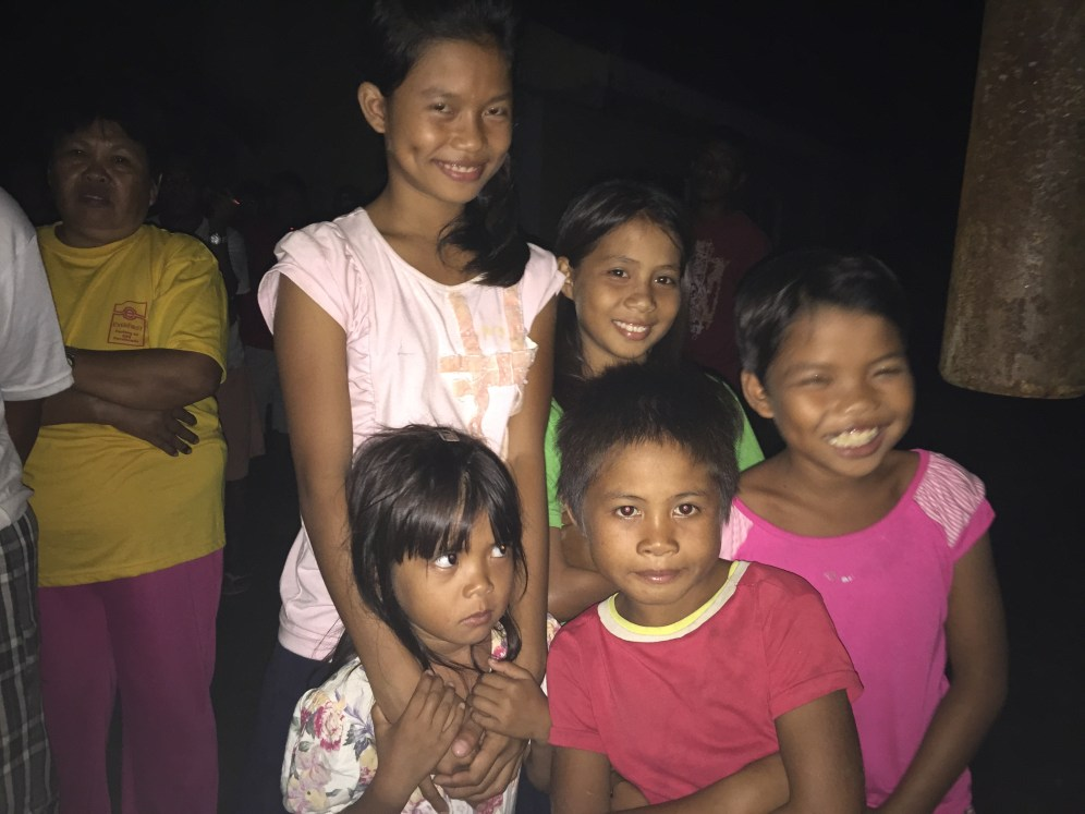 Filipino kids are a lesson in love and complete joy.
