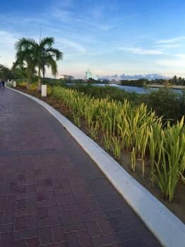 Iloilo City Esplanade