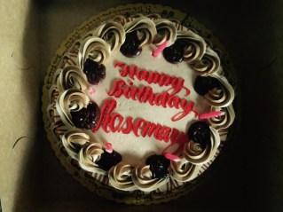 happy birthday rosemary