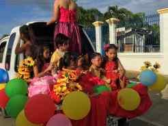purok 4 parade botongon fiesta 2015