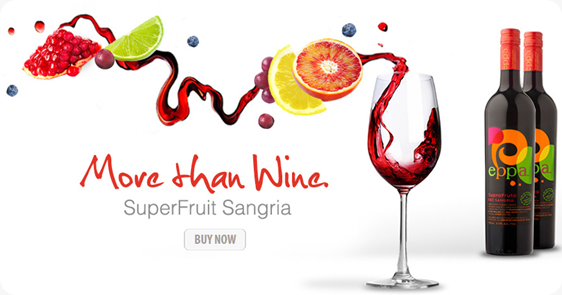 Eppa SuperFruit Sangria