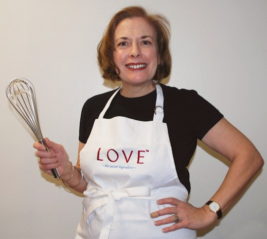 LOVE - the secret ingredient aprons for sale