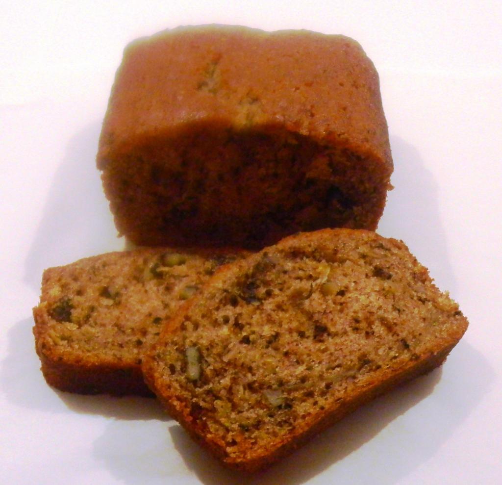 Chatman J Cakes Zucchini Bread.