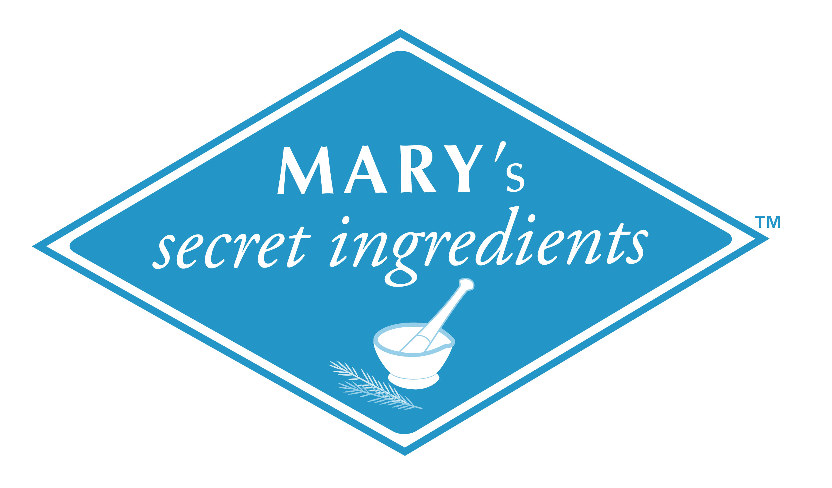 MARY's secret ingredients Logo
