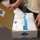 MSI open box.