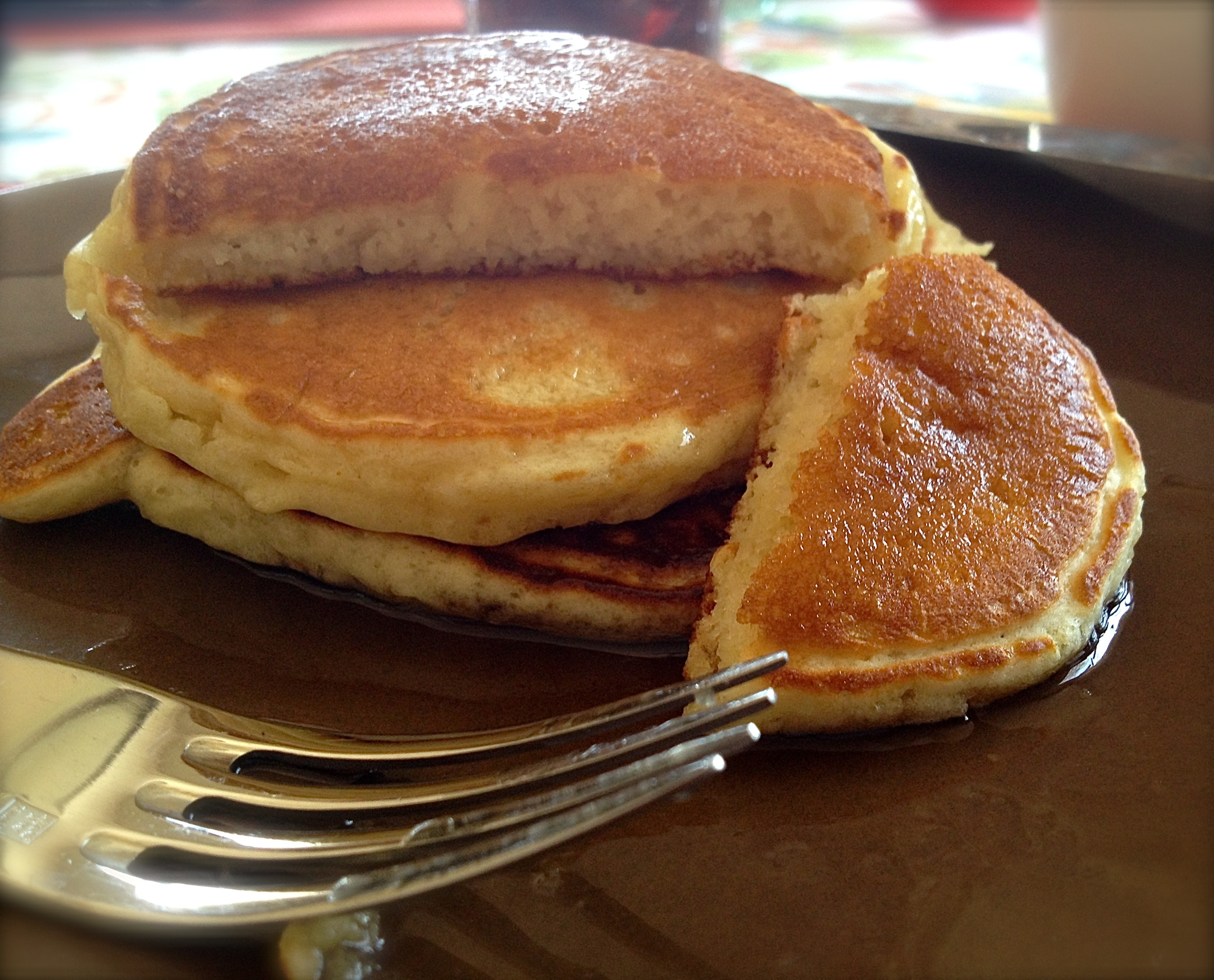 Old Fashioned Griddle Cakes Recipe