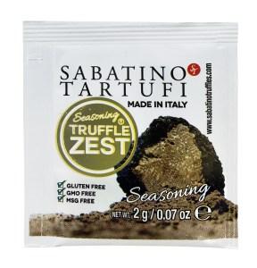 Sabatino Tartufi Truffle Zest Seasoning.