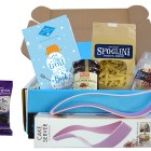 Winter 2016 MARY's secret ingredients subscription box.