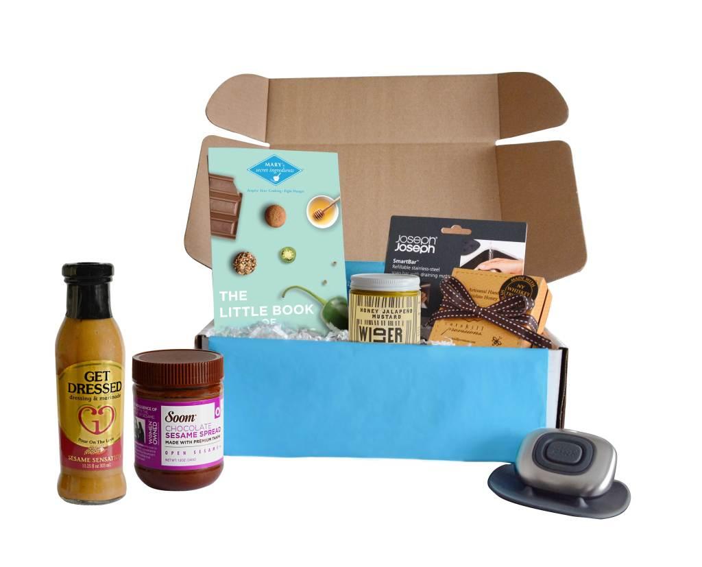 Spring 2017 MARY's secret ingredients box revealed.