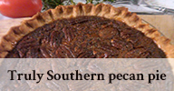 Truly Southern pecan pie