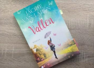 Omslagfoto Vallen - Jackie van Laren