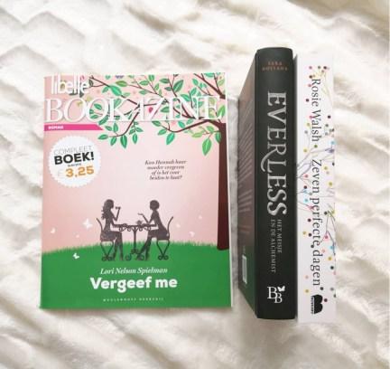 Booktalk ~ 3x boeken die ik nog wil lezen