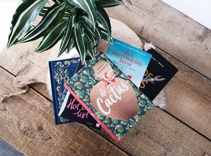 Booktalk - Top 5 boeken 2018