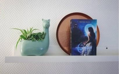 Recensie - Cinder - Marissa Meyer