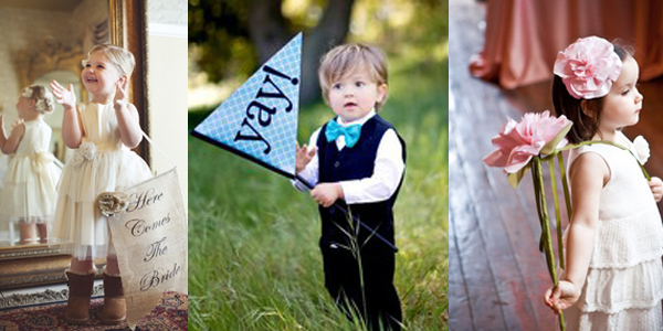 Colorado Ring Bearers And Flower Girls