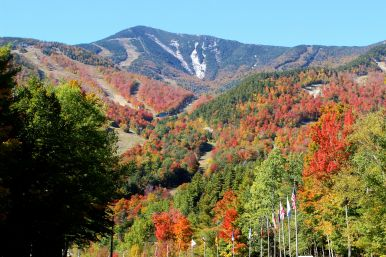 Whiteface Mountain ski area
