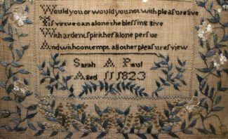 Sarah Paul, aged 11