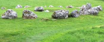 Carrowmore stone circle
