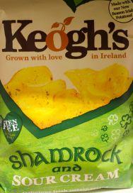 What do shamrocks taste like?