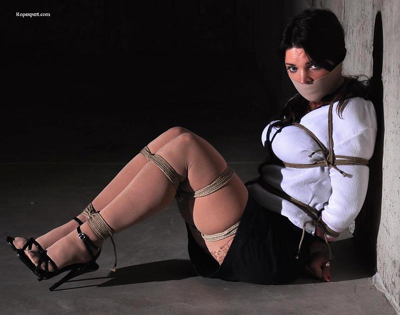 Free high heel bondage videos