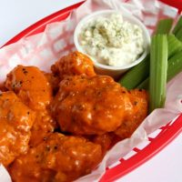 Buffalo Wild Wings Spicy Garlic Sauce