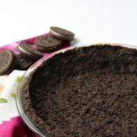 Oreo Pie Crust Recipe