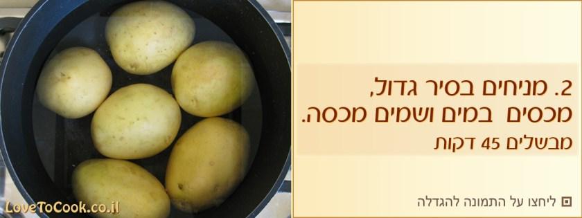 פירה תפוחי אדמה