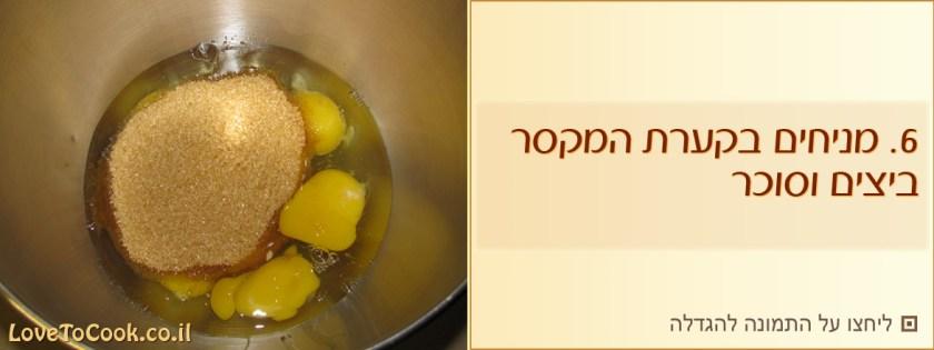 קאפקייקס תפוזים וריבה