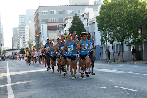 Bay to Breakers Race San Francisco - © Bay to Breakers Press