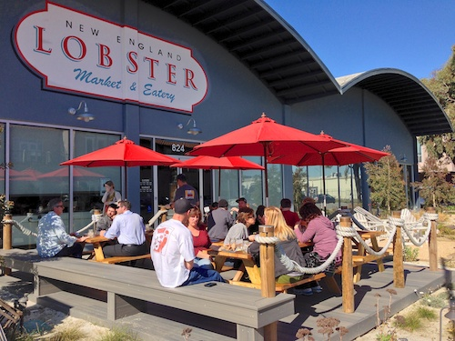 New England Lobster Market and Eatery Restaurant in Burlingame California
