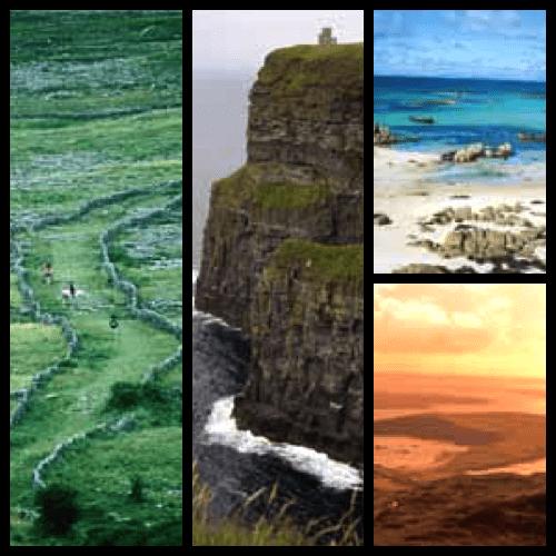Gallay - The Burren, Cliffs of Moher and Connemara © Tourism Ireland